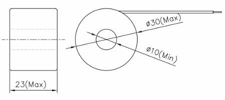 Zero-Phase Small CT